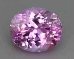 Top Grade & Cut 6.25 ct Light Pink Kunzite