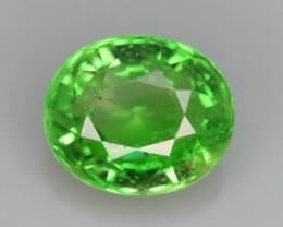 AAA Grade 2.15 ct Forest Green Tsavorite Garnet SKu-11