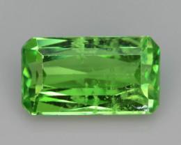 AAA Grade 3.10 ct Forest Green Tsavorite Garnet SKu-11