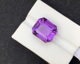 11.85 Carats Natural Amethyst Gemstones