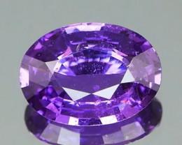 No Heat Color Change Sapphire 1.04Ct.