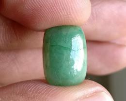 Natural Emerald Gemstone 100% Natural Treated VA1072