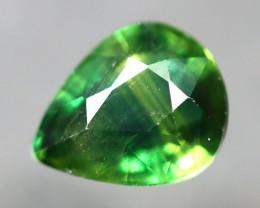 Sapphire 1.32Ct VS2 Pear Cut Natural Australian Parti Sapphire SB438