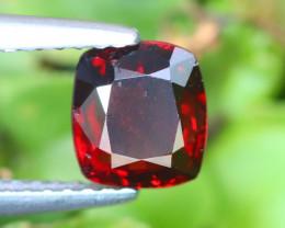 1.070 Cts Vivid Red Spinel Natural Burmese Mogok 100% Natural Unheated
