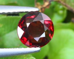 0.835 Cts Vivid Red Spinel Natural Burmese Mogok 100% Natural Unheated