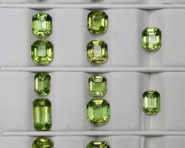 22.85 Carats Natural Peridot Nice Cut Gemstone