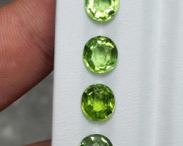 8.60 Carats Natural Peridot Nice Cut Gemstone