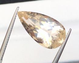 Beautiful piece 9.35 Ct Yellow Scapolite  gemstone