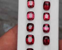 16.95 Carats Natural Rhodolite Garnet Nice Cut Gemstone