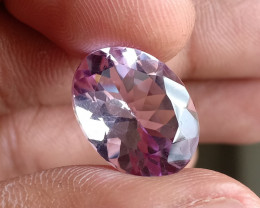7 Ct Amethyst Faceted Natural Untreated Gemstone VA1482