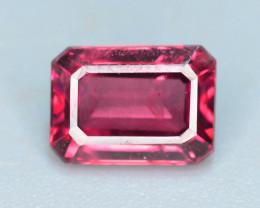 Top Grade 1.40 ct lovely Grap Garnet Ring Size~M