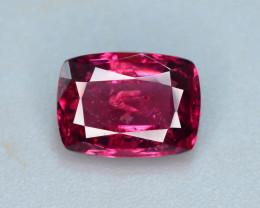 Top Grade 1.45 ct lovely Grap Garnet Ring Size~M