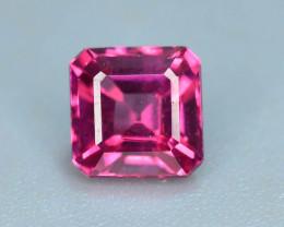 Top Grade 0.85 ct lovely Grap Garnet Ring Size`M
