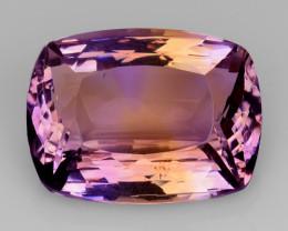 18.29Ct Bolivian Ametrine Top Quality Gemstone AT4