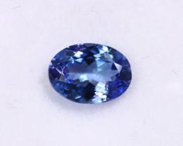 0.95cts Natural Tanzanite Gemstone / ZBKL1512