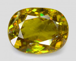 Color Change Sphene 2.36 Cts 100% Unheated Natural Loose Gemstone