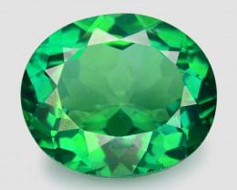 Topaz 9.95Cts Green Natural Topaz Gemstones