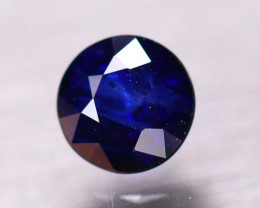 1.12ct Natural Ceylon Blue Sapphire Oval Cut Lot V8492