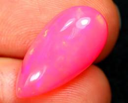 Welo Pink Opal 4.43Ct Natural Ethiopian Welo Opal Cabochon SB644