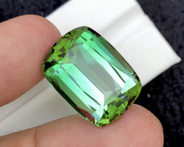 21 Carat Natural  Class Piece Of Tourmaline Gemstone
