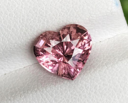 3.025 CT TOURMALINE SWEET PINK 100% NATURAL UNHEATED MOZAMBIQUE