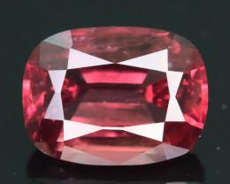 Rare Red Apatite 3.25 ct Amazing Luster SKU.21