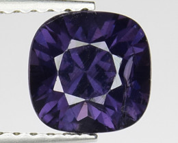 1.31Ct  Spinel Burma Top Luster Top Quality Gemstone SP02