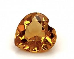 7.59 Cts Natural Citrine Gemstones