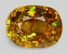 Color Change Sphene 2.40 Cts 100% Unheated Natural Loose Gemstone