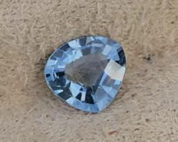 1.01 CT SPINEL BLUE 100% NATURAL UNHEATED SRI LANKA