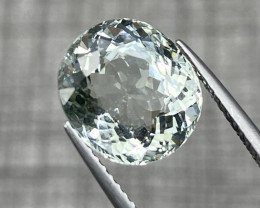 Natural Aquamarine 4.90 cts Sparkling Gemstone