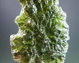100% authentic Moldavite CERTIFIED