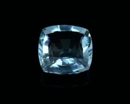 2.75 Cts Natural Blue Aquamarine Gemstone