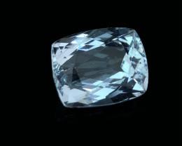 5.00 Cts Natural Blue Aquamarine Gemstone