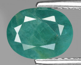 2.08 Cts Bluish Green Natural Grandidierite Loose Gemstone