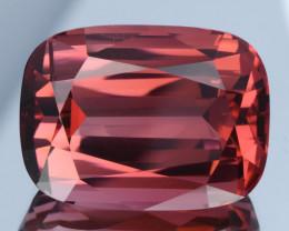Flawless 24.56Ct Tourmaline Top Color Brilliant Cut Gemstone