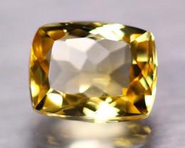 7.90ct Natural Yellow Citrine Octagon Cut Lot B3004