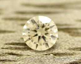 0.334cts Diamond - Pale Yellow