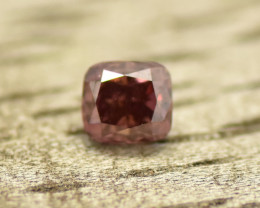 0.26cts Purple Pink Diamond