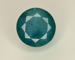 5.30  Ct Brilliant Color Natural Top Class Piece Of Emerald