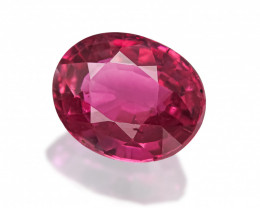 Untreated Ruby 1.56 cts - Mined in Mozambique