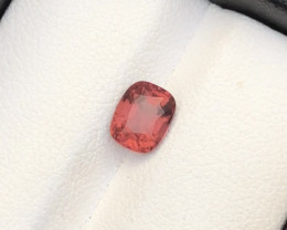 Eye Clean Piece 1.10 ct Vivid Pink Spinel Ring Size~RS