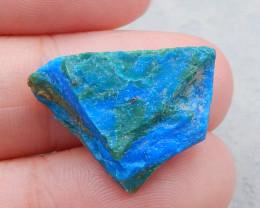 D2604 - 10.5cts Blue Opal Cabochons, October Birthstone,Blue Opal Gemstone