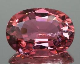 Huge Orange Pink Tourmaline 16.21Ct.
