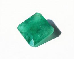 Natural Brazilian emerald – 2.38 ct ( Emerald Cut)