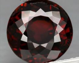 5.34 ct Natural Earth Mined  Orangish Red Spessartite Garnet, Namibia