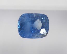 1.08ct Natural unheated blue sapphire