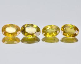 Color Change Sphene 2.42 Cts Unheated Amazing Sparkling gemstone