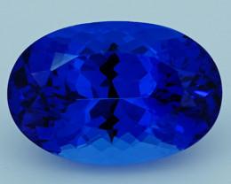 5.00 CT Royal Blue Top Quality Natural Tanzanite T2-23