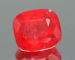 Bright Red Brazilian Rhodonite 6.40Ct.